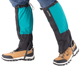 600D polyester boot hunting gaiters