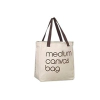 Newest Design high quality custom cotton canvas blank tote bags