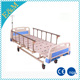EMB-27 3 cranks hill rom manual hospital bed in hot sale with aluminum side rail