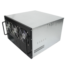6U miner rig case universal type for motherboard Coin ETH mining machine