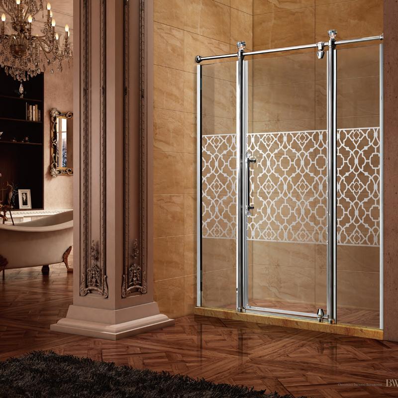Elegant Model Luxury Dubai Shower Screen For Bathroom 20113 - Buy ...