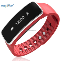 2018 hot sale Waterproof led bluetooth smart bracelet sport fitness band FitnessTracker Health Smart wristband factory price