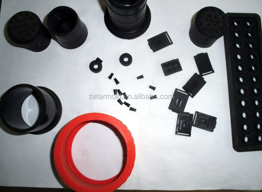 China Manufacturer Plastic Injection Moulding For Silicone Rubber ...