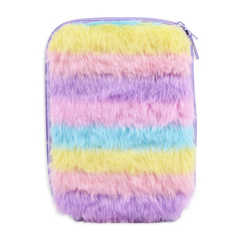 Licheng BX557 EVA Double Zipper Multifunction Smiggle Pencil Case with Compartments