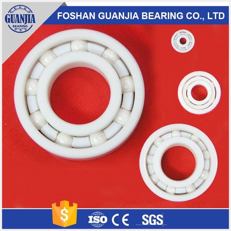 6101zz Ceramic Bearing For Bike Ceramic High Speed Ball
