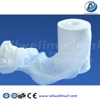 medical surgical absorbent cotton gauze roll