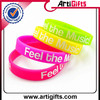 Custom silicone food grade rubber bands