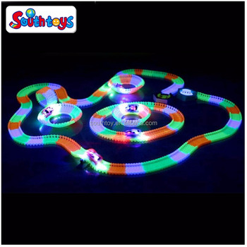 As seen on tv super snap speedway assembly track set flexiblebend as seen on tv super snap speedway assembly track set flexiblebend and glow in aloadofball Images