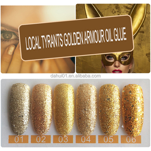 BYD-G39 LOCAL TYRANT GOLDEN ARMOUR Scolor series uv gel polish nail Gluel Soak Off for Private High pigment