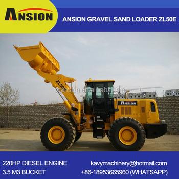 5 ton 3 5 m3 enlarged bucket zl50e gravel sand loader for. Black Bedroom Furniture Sets. Home Design Ideas