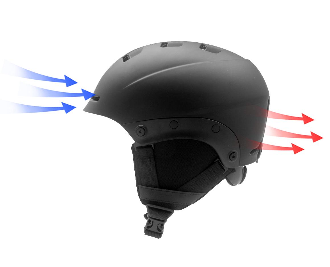2019 New Alpine Ski Touring Helmet 6