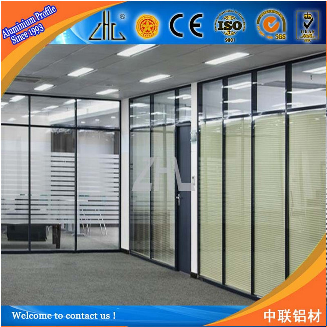 Hot! Aluminium Profile For Partition With Catalog Factory ...