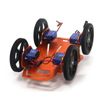 4wd mvil de aluminio robot car toy asamblea educacin de bricolaje 4wd mvil de aluminio robot car toy asamblea educacin de bricolaje kit malvernweather Choice Image