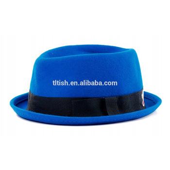 e2b9927ed5500 For Men Winter Warm Dance Party 100% Wool Felt Trilby Hat - Buy 100 ...