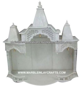 Handmade Marble Temple For Home