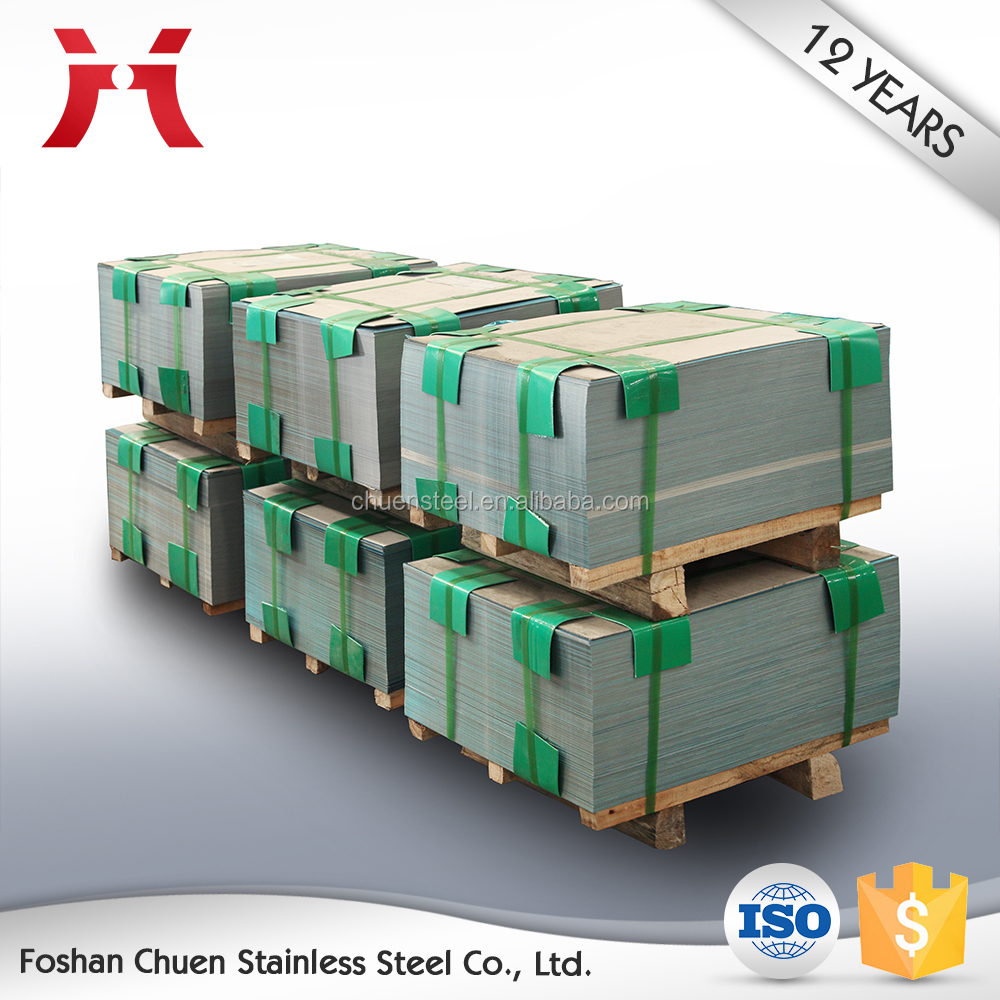 wholesale price thailand 304 BA 316 l 0.6 201 no.4 sheet stainless steel