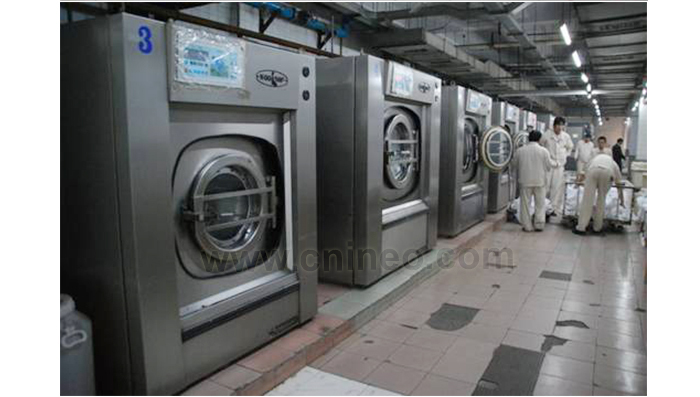 Good Performance Hotel Laundry Room Ironing Machine For