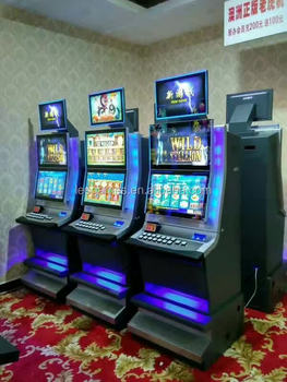Newest Casino Slot Machine Manufacturers 24 Inch Lcd Empty Arcade Cabinet  For Sale