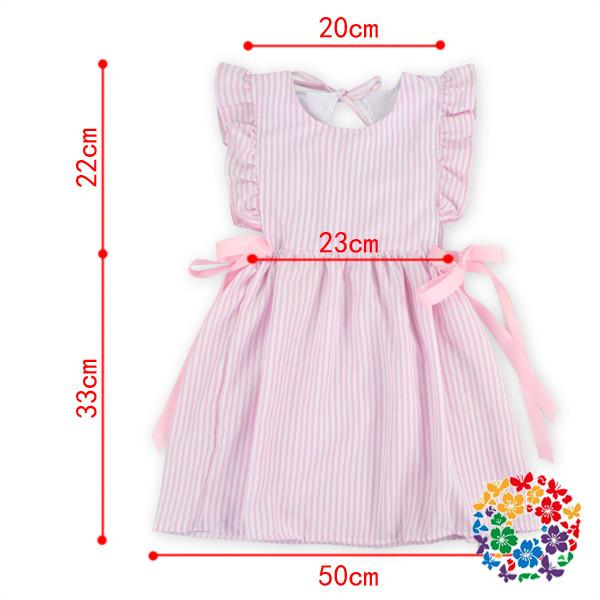 c6a3fd824077c Yeni Tasarım Pembe Güzel Gofre Çocuk Kız Yazlık Elbise - Buy Çocuk ...