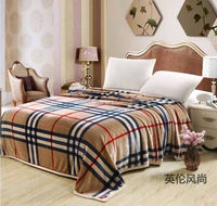 excellent quality flannel polyester blanket with factory price