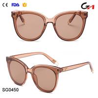 Same star design polarized sunglasses color change and transparent frame uv400 resin lenses men women custom sunglasses