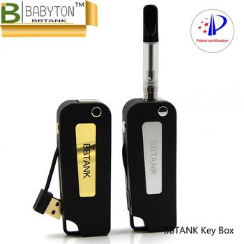 BBTANK Key box battery 350mAh button vape pen wholesale 510 battery case,  View wholesale 510 battery case, BBTank Product Details from Shenzhen