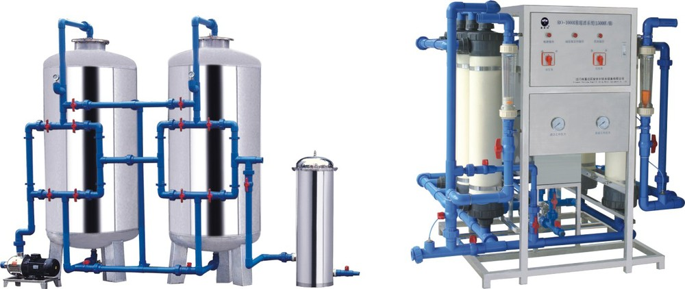 Mineral Water Production Line/ Mineral Water Making Machine ...
