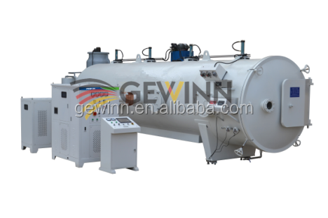 Hot sale High Frequency dryer kiln for board/wood/lumber furniture 10 CBM