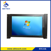 21.5 inch lcd monitor with 1920*1080 resolution 16:9 ratio for computer