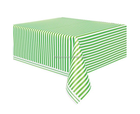 Fashion colorful plastic table cover, 54X108