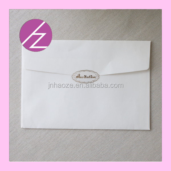 Wishmade latest luxury printing middle east wedding invitation cards unique necklace design with white ribbons
