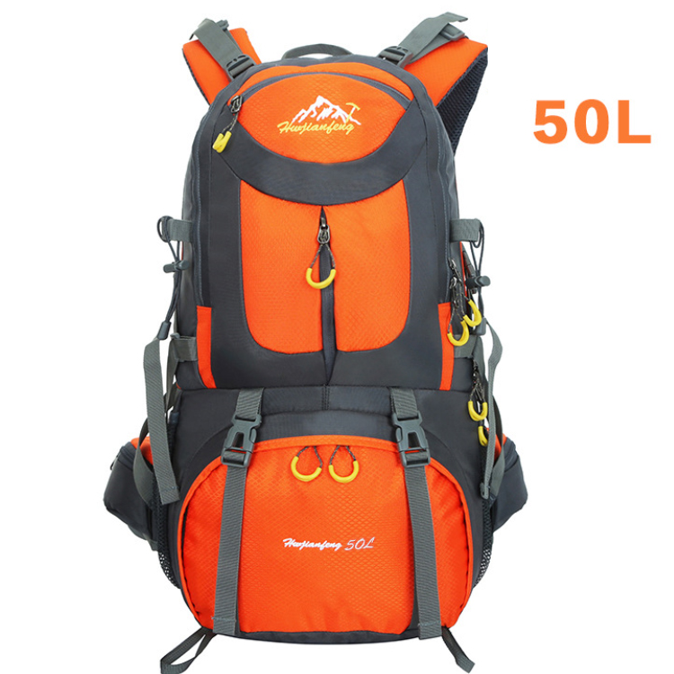 Osgoodway2 Wholesale Nylon Outdoor Travel Trekking Backpack 40L Hiking Backpack Waterproof