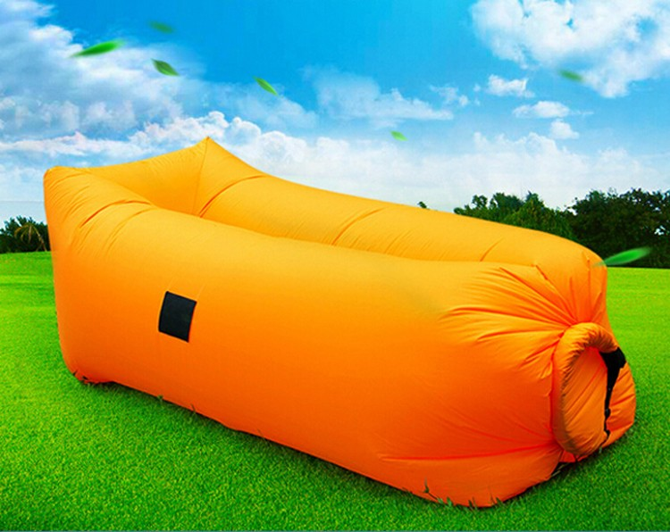inflatable outdoor furniture. outdoor furniture 2017 air bean bag chair portable self inflatable sleeping b