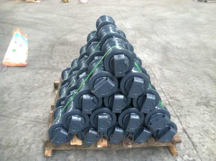 Low Price Track Roller 320 Td15c Sumitomo Excavator Sh200 Sh220 Sh60 Bottom  Roller - Buy Track Roller 320,Td15c Track Roller,Sumitomo Excavator Track