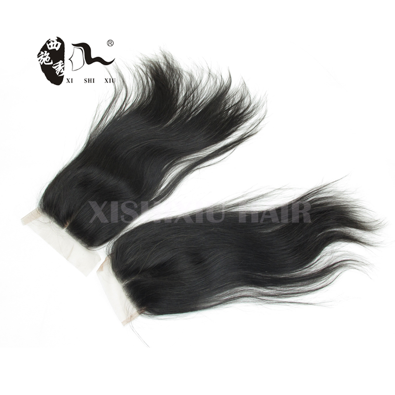 Natural looking fashion mono base indian human hair women toupees for aliexpress