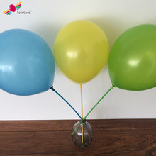 12 inch beautiful biodegradable colorful party supply decoration round balloon