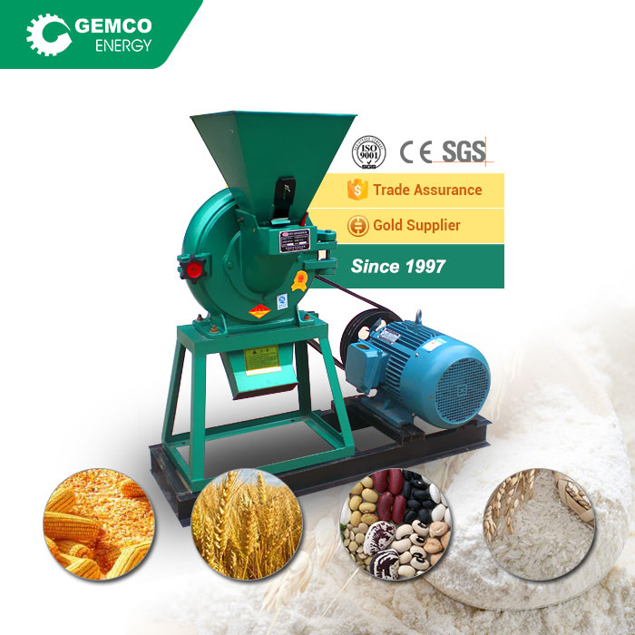 making oat flour Factory Price portable small wheat seed grinding mill