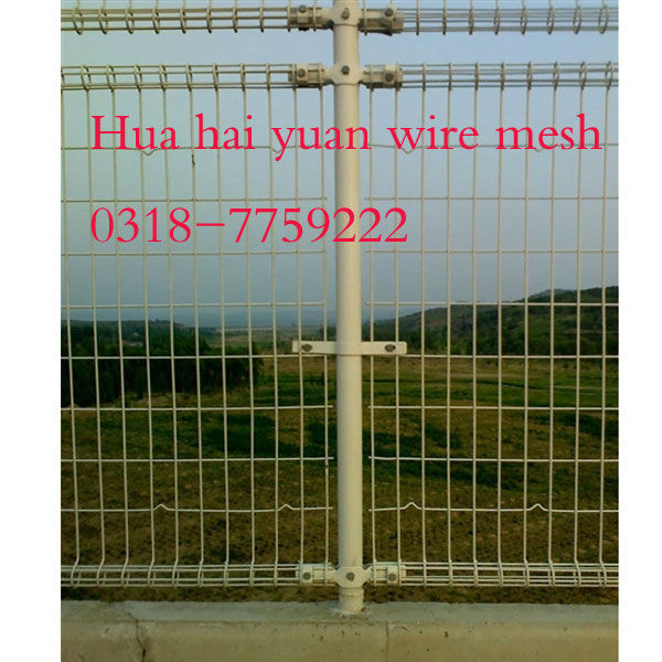 Top roll wire mesh fence metal wire fence