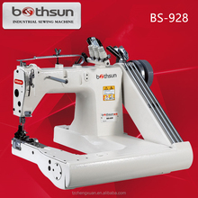 BROTHER MODEL BS-928 HIGH SPEED FEED-OFF-THE-ARM CHAINSTITCH SEWING MACHINE 928 T-SHIRT SEWING MACHINE