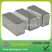 permanent wind generator magnets n42 block