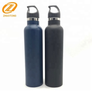 25oz bpa free wide mouth for ice cubes double wall vacuum insulated various caps steel flask