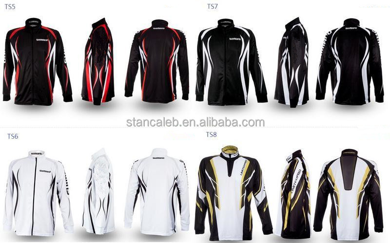 Stan caleb men 39 s 100 polyester dry fit fabric sublimation for Tournament fishing shirts wholesale