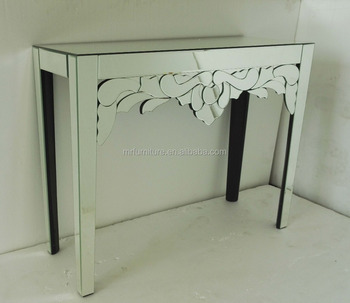 Venetian Design Mirrored Wedding Party Console Table Furniture Buy Venetian Mirror Console Table Wedding Mirrored Console Table Venetian Design Mirrored Hall Way Table Product On Alibaba Com