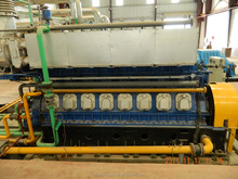 power generator for natural gas