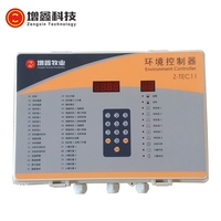 factory high quality automatic environmental / climate / temperature / humidity controller for pig / hog / swine farming