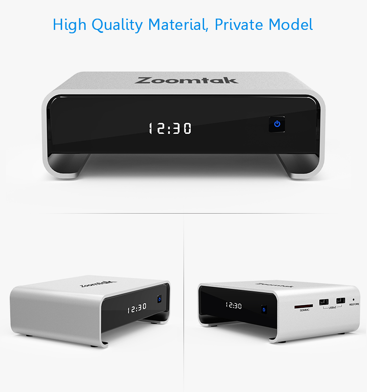 Zoomtak 3GRAM 32GROM amazon fire box tv 4k ota update tv box
