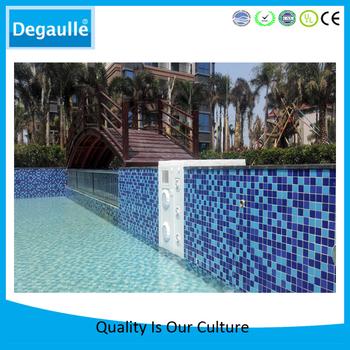 Portable Pool Water Compact Wall Hung