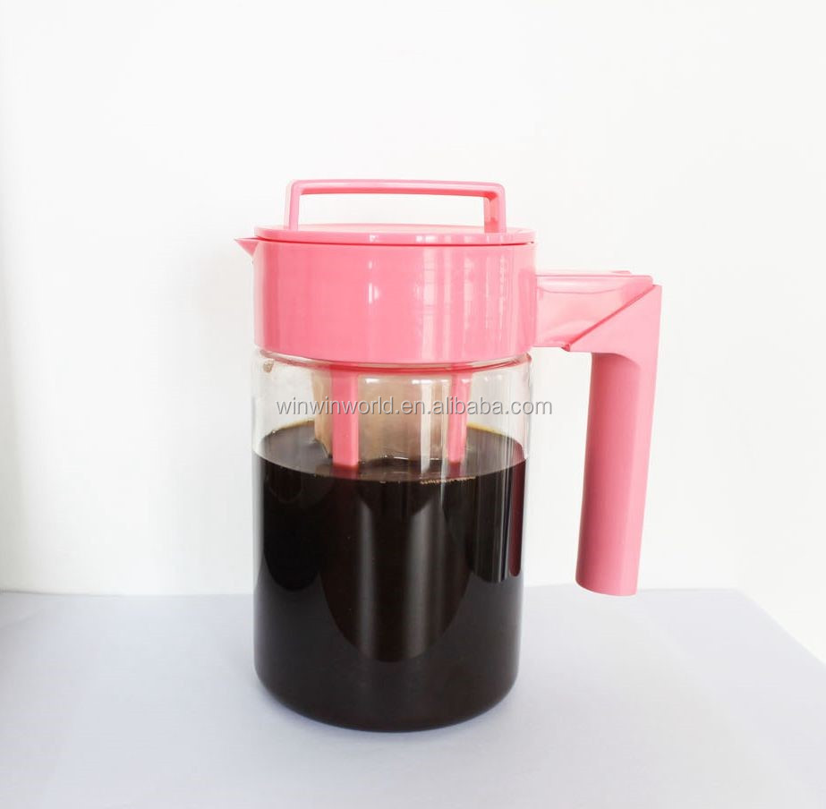 Christmas Promotion Tableware Gift Bpa Free 1 Quart Cold Brew Iced Coffee Maker - Buy Cold Brew ...