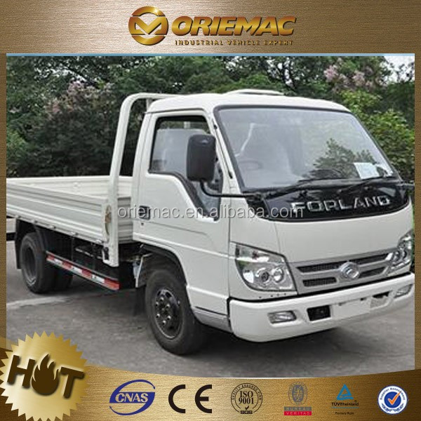 foton forland truck prices BJ5122V5PDC-A1 mini dump truck