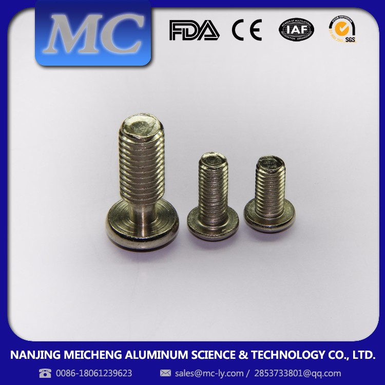 High Quality Aluminum Profile Accessory,Anodizing Coloring ...